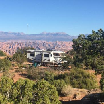 Canyonlands – Fall 2016